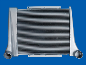 Charge Air cooler  material